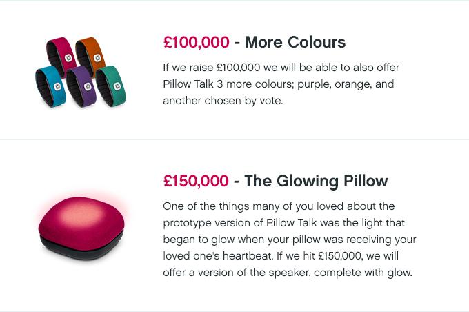 pillow talk pillows for long distance lovers