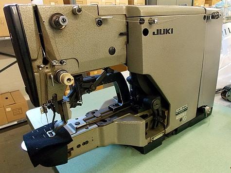 Juki Bartacker Machine