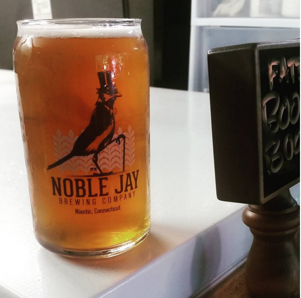Mind-Blowing Noble Jay DOUBLE LOGO can glass! Boom goes the dynamite.