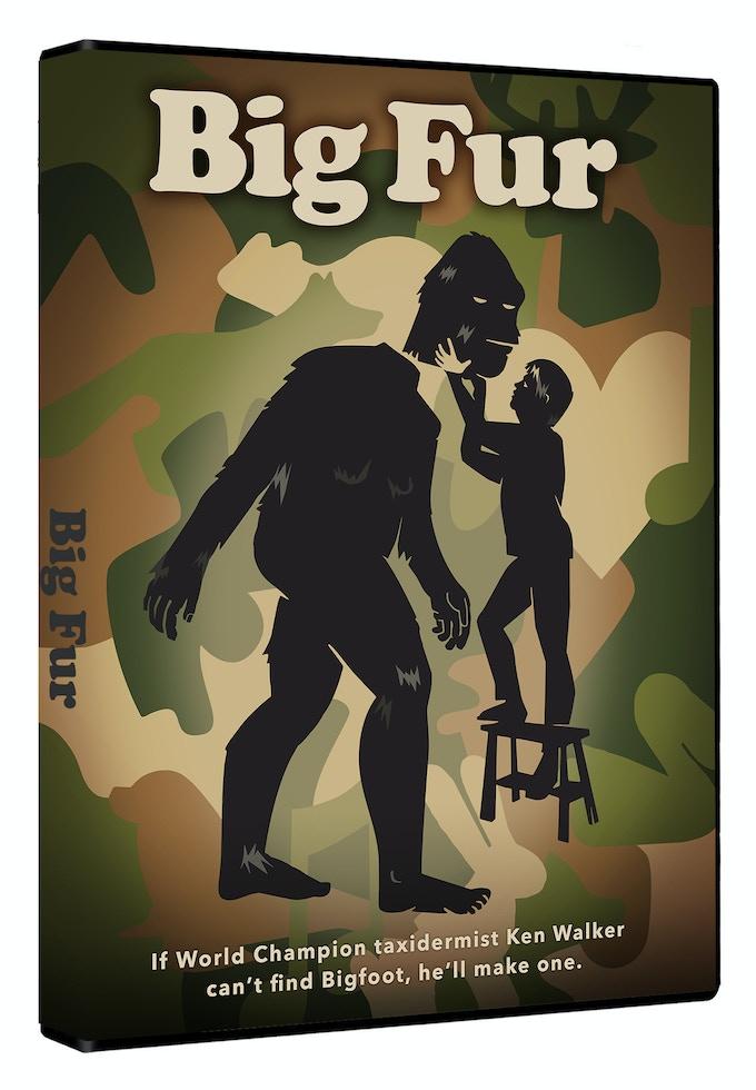 Big Fur DVD