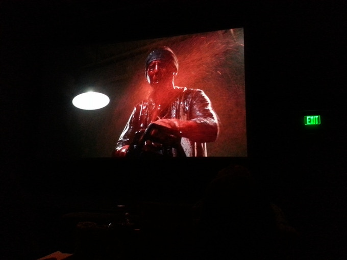 """Short BADGUY #2 at the 2015 """"Comedy of Horrors!"""""""