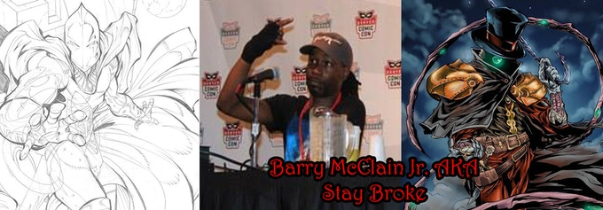 Barry McClain Jr.