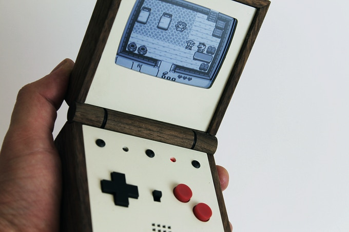 Pixel Vision - The handmade portable game system by Love