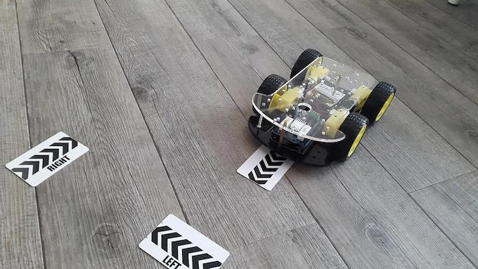 NFC robot
