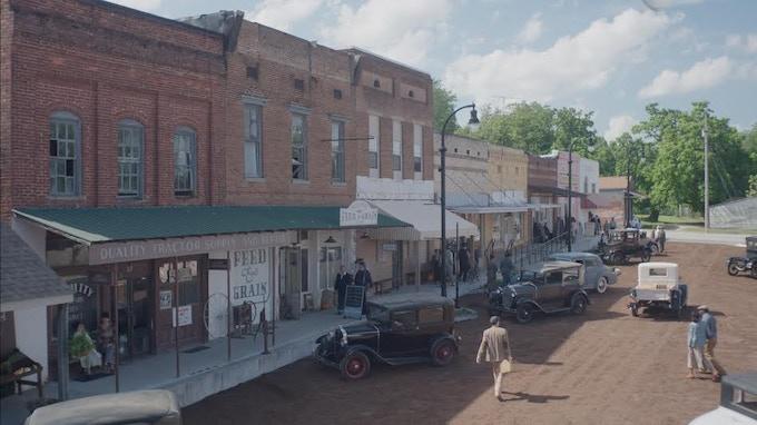 Lullaby, NJ, 1938 (actually Maury City, TN, 2015)