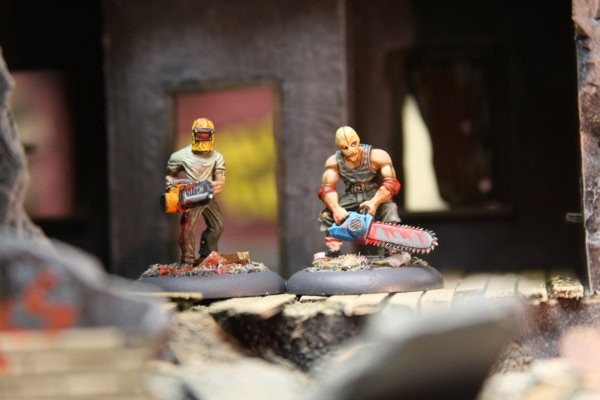 Red Ops 5: Asylum- A Miniatures Game of Modern Horror by Rebel Minis