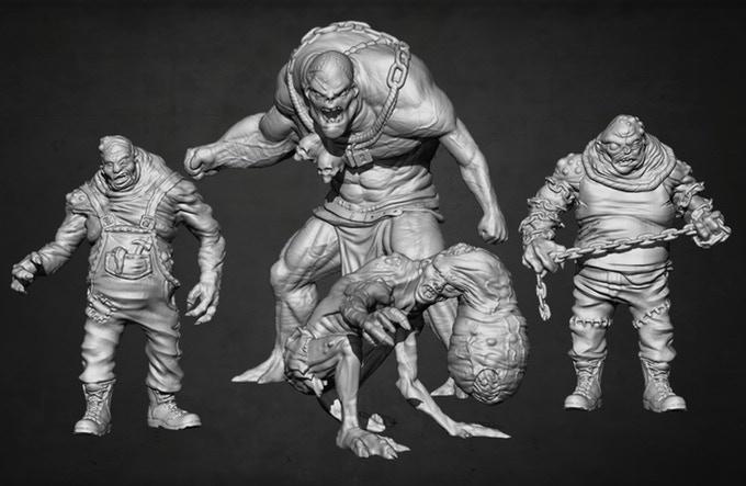 Wasteland Abominations