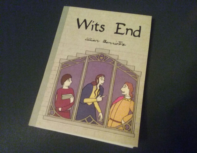 A mockup of the paperback