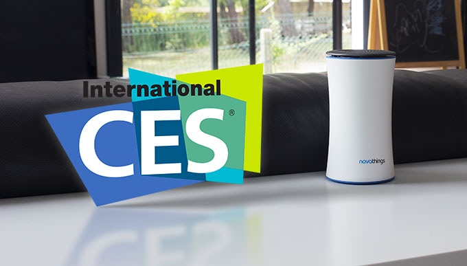Helixee will be at the CES 2016