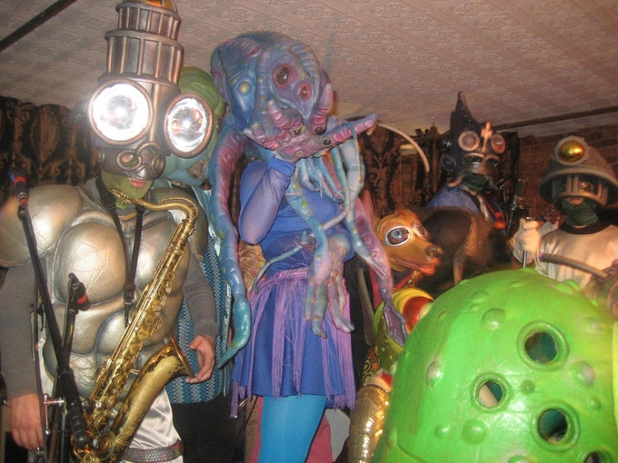 Photo from Cantina at the End of the Universe Party