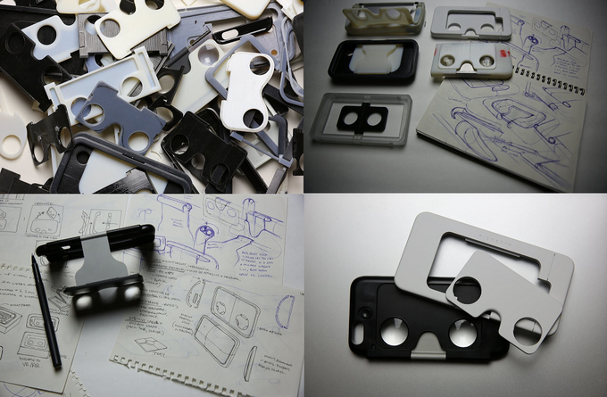 Prototypes & Designs along the way