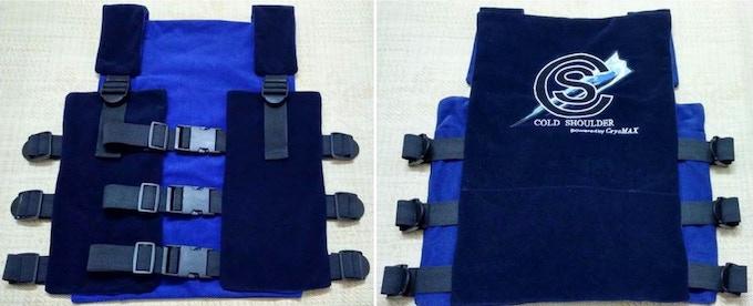 The Cold Shoulder PRO Calorie Burning Vest