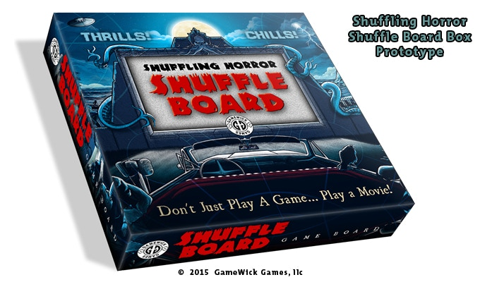 The game board and box will be printed, manufactured, and assembled in the USA.