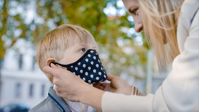 Urban Breathing Mask Kids Model