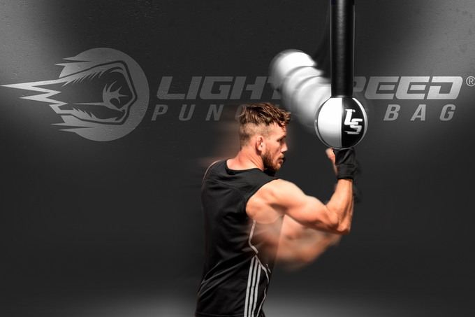TRAIN LIKE A FIGHTER, AT HOME