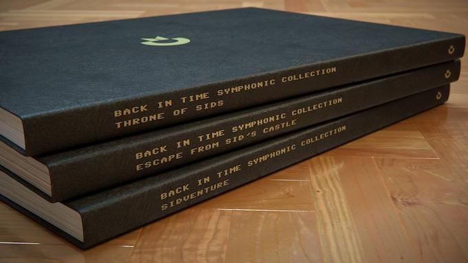 Lovely three volume set... rare!