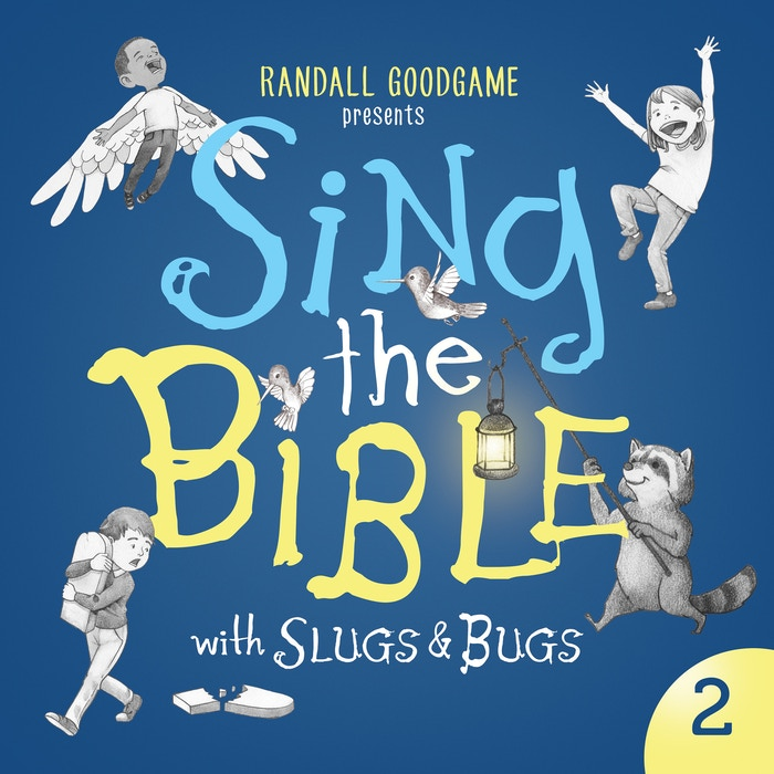 Word-for-word Scripture songs, with supremely singable melodies, excellent music, and a splash of old fashioned silliness.