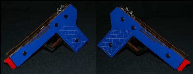 Blue Ultrashooter