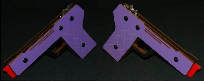 Purple Ultrashooter