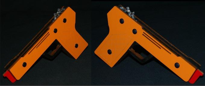 Orange Ultrashooter