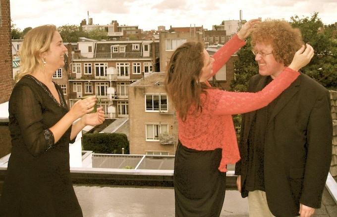 Trio Scordatura: Alfrun Schmid, Elisabeth Smalt and Bob Gilmore