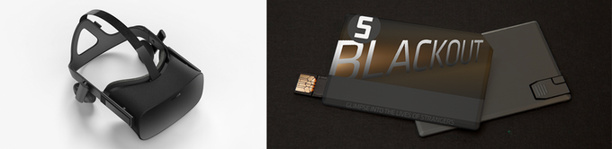 $60 - Get the collectible Oculus VR App Installer modeled after a subway card