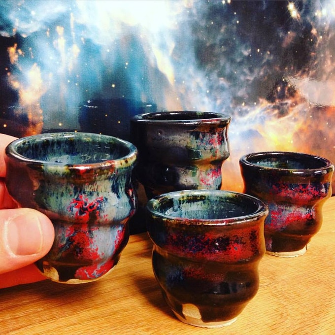 Cosmic Mugs Art That Lets You Taste The Universe Everyday
