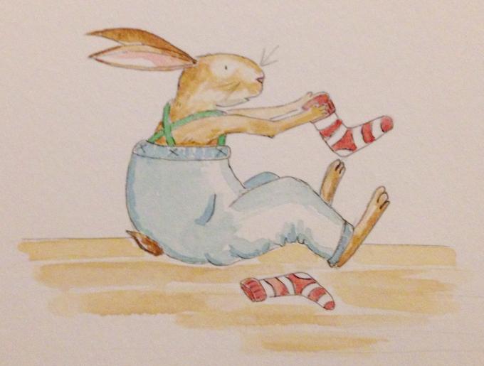 Socks for Buns