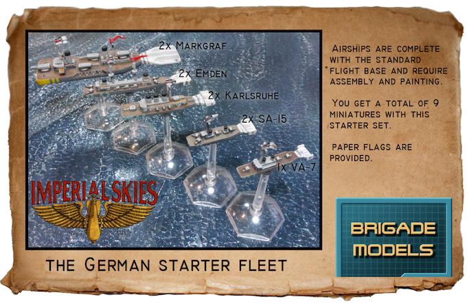 German Starter Fleet