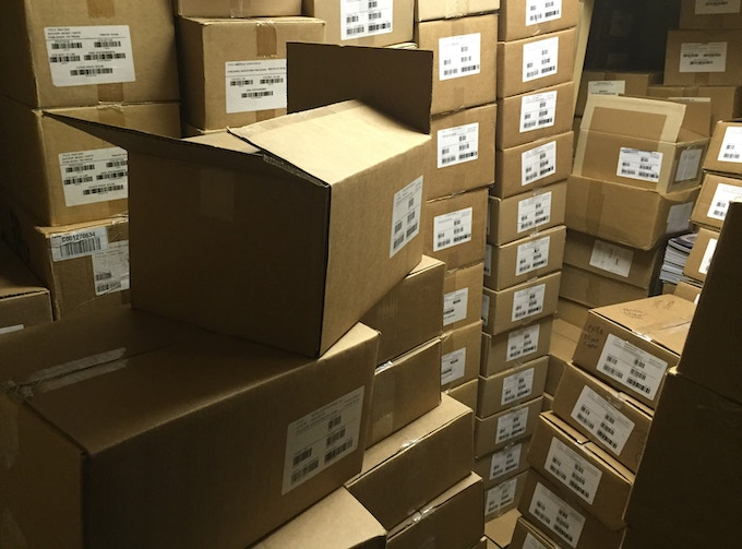 Boxes: an underappreciated part of the means of production