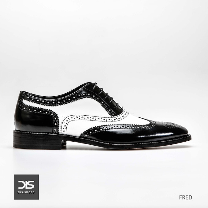 Fred - Oxford Wing Brogue