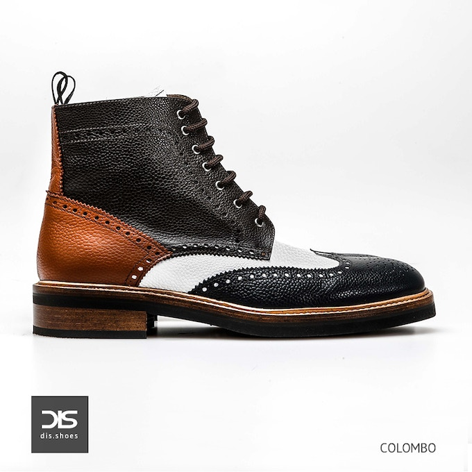 Colombo - Ankle Wing Boot