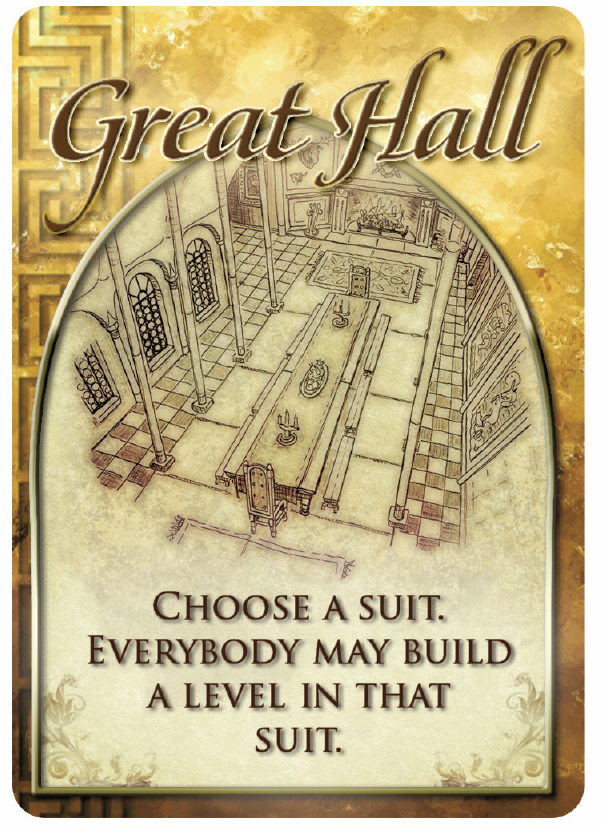 Golden Great Hall