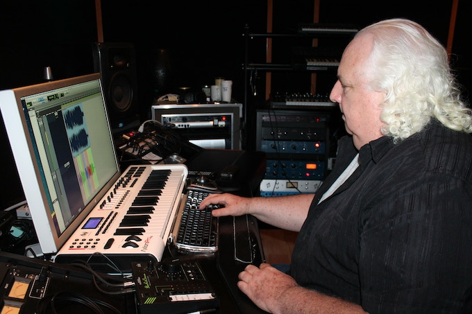 Legendary music engineer, Shelly Yakus, at the helm
