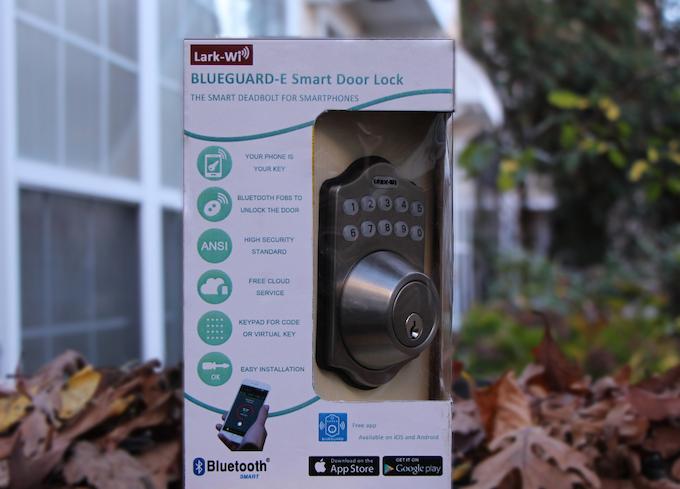 BLUEGUARD-E  Smart lock