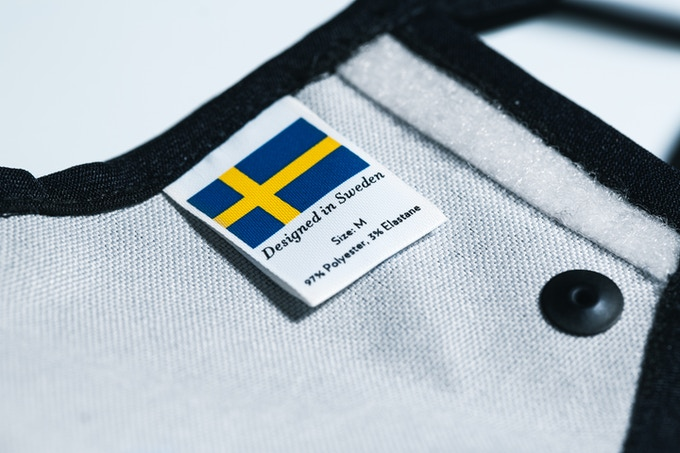 Designed in Sweden, Inspired by Scandinavia.