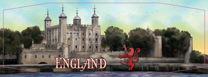 London - England screen
