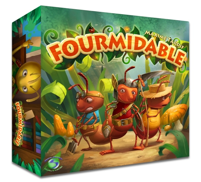 The French language Box of the game