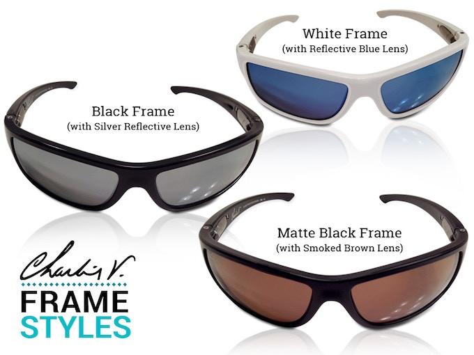 75b40f06e03b Charlie V  Unique Sunglasses With a