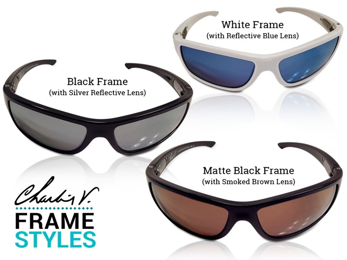 No worries, these frame styles all look great with any lens color.