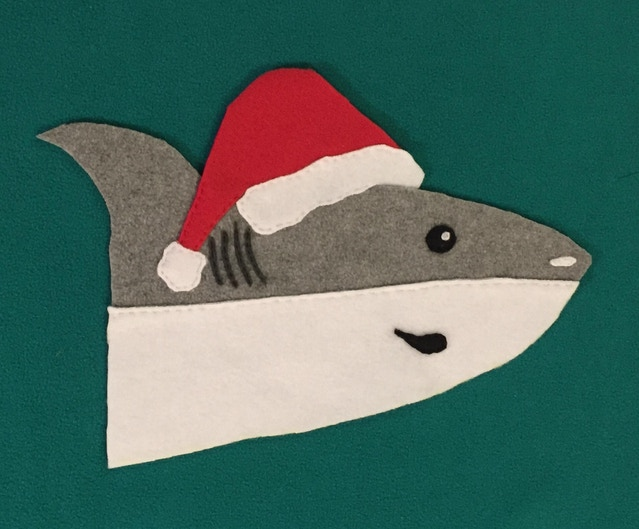 The Shark Xmas BookThe 12 Days Of A Great White Christmas By