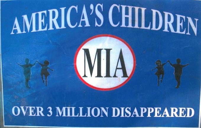 America's MIA Children