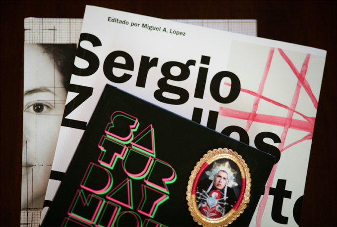 Publications by Miguel A. López