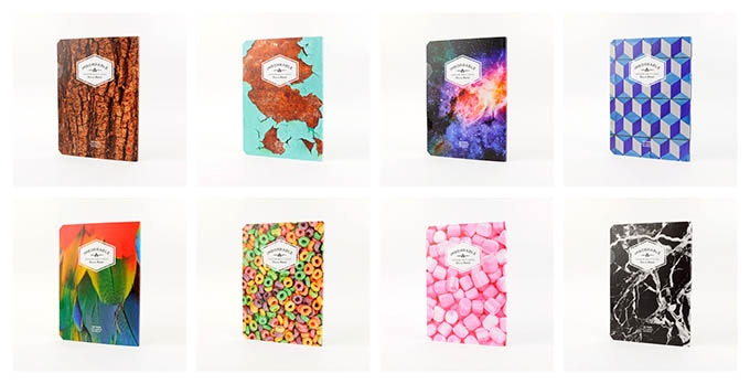 The Leftybook - A5 Size Collection
