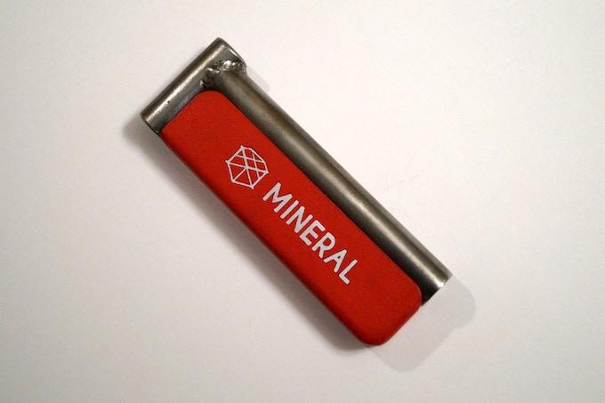 Branding on Mini Bar