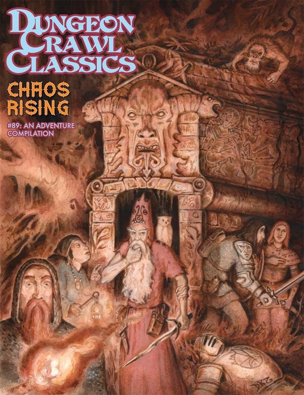 DCC #89: Chaos Rising