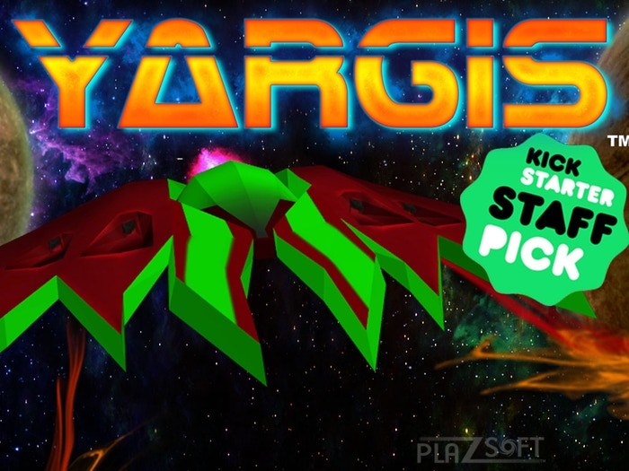 Help us make Yargis a great space arcade game with user customizable game modes! Yargis is an addictive game for any age!