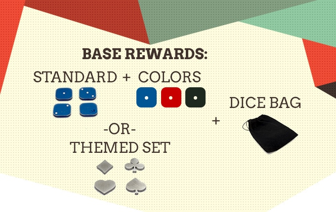 FLIP DICE - Family Game Night    Reimagined by Pencil Pusher Games