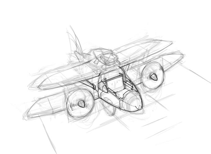 Akira's Flying Wheelchair by Marco Balsamo — Kickstarter