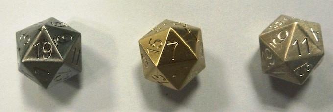 Meteorite - Bronze - Magnesium